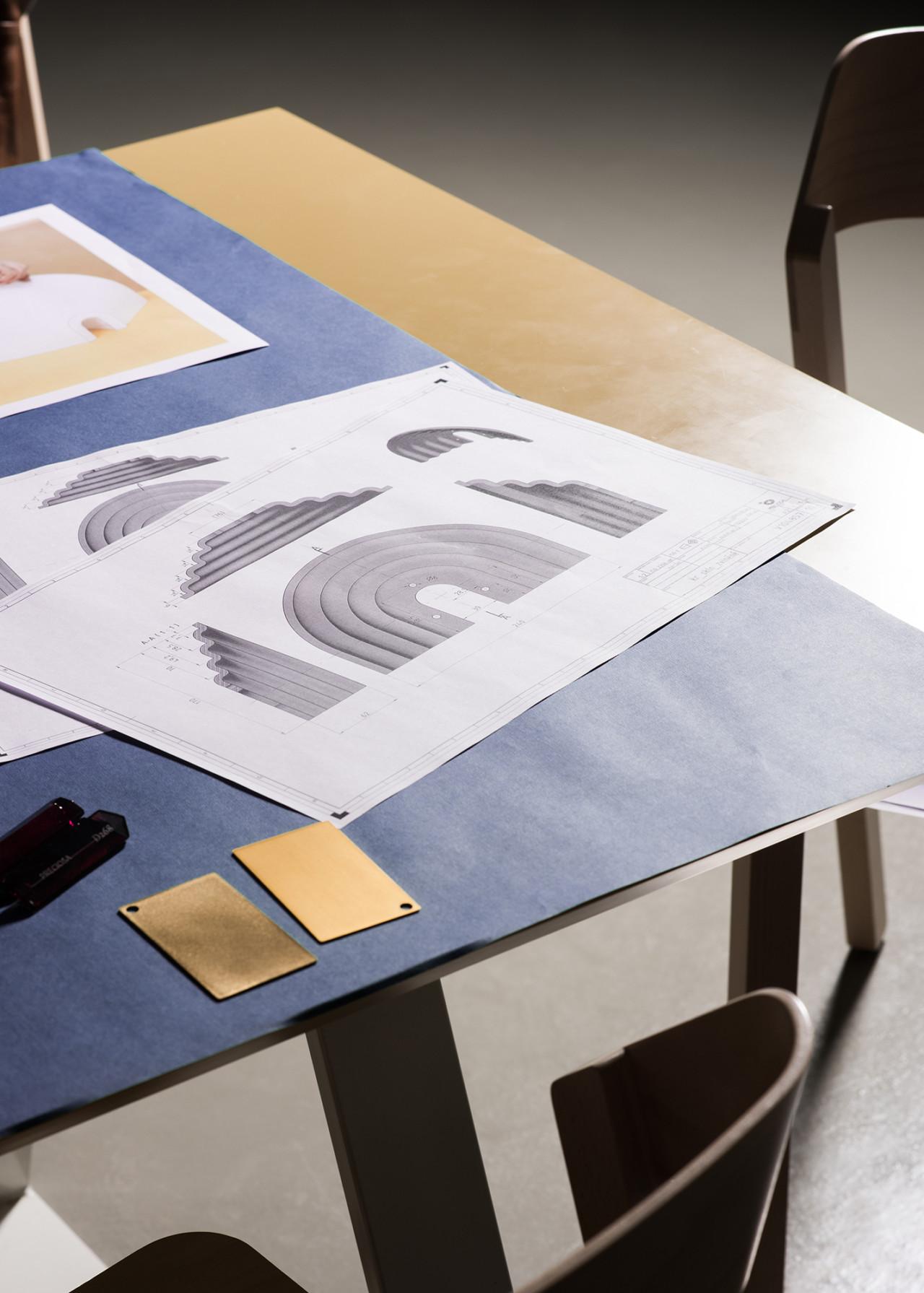 Daniela Trost Mut Design for Wallpaper*