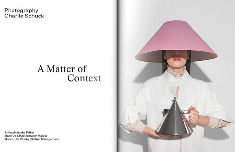 Daniela Trost Kraft Magazine
